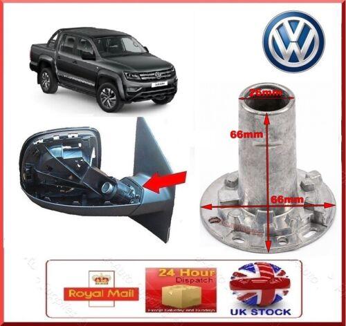 VW T5 T6 Amarok Transporter Wing Mirror Bracket Gear Bearing Inner Bush O//S M79