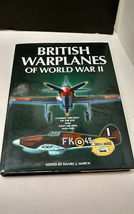 British-Warplanes-of-World-War-II-1939-1945-Hardcover-2000-Vintage-Book