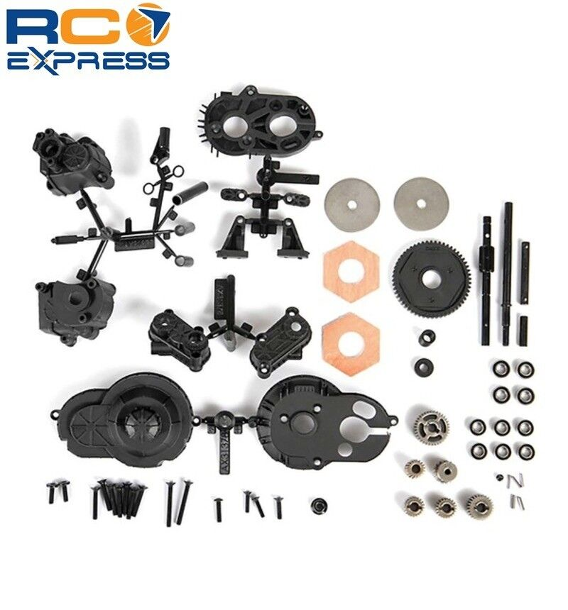 Axial Racing SCX10 Transmission Set Complete AX31439