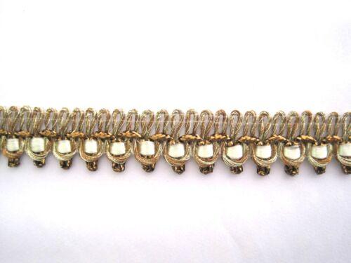 Delicada entorchado oro viejo champán bo-gb-1190