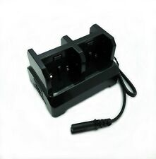 4 Slot Battery Chargercharging Station Dock For Trimble Gps 54344 Battery