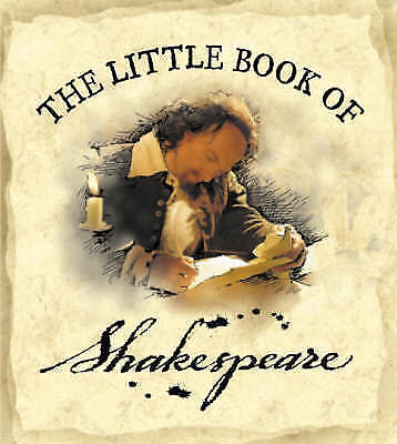 """""""AS NEW"""" The Little Book of Shakespeare, Mannion, John, Harris, Kate, Book"""