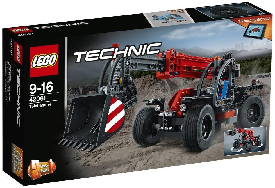 Manipulador Telescópico - LEGO Technic 42061 - NUEVO