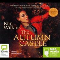 Book/audiobook Cd Kim Wilkins Fiction Novel Romance The Autumn Castle