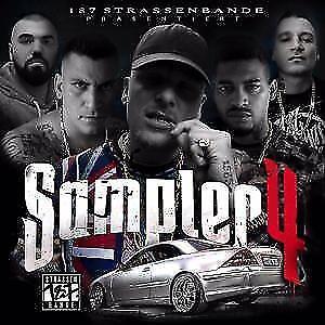 187-STRASSENBANDE-Sampler-4-2017-CD-NEU-amp-OVP