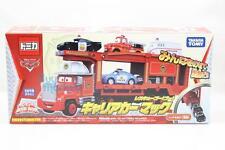 Tomica Takara Tomy Disney Pixar Cars Movie Fire Carrier Mac Diecast Toy Japan