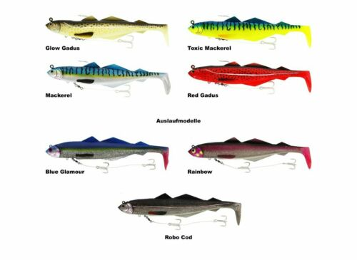 480G Westin Big Bob Jig Lure Large Norway Fishing Lures 30CM