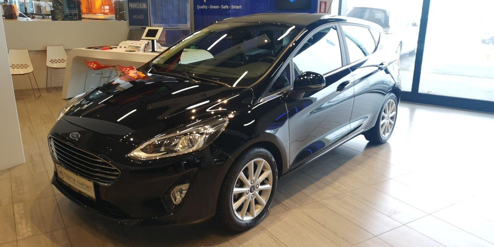 Ford Fiesta Billede 6
