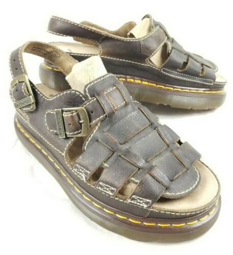 Dr Doc Martens Fisherman Sandals Mens US Size 12 B