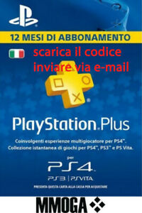 PLAYSTATION-PLUS-Abbonamento-12-Mesi-365-GIORNI-1-anno-PSN-PS4-PS3-PS-Vita-IT
