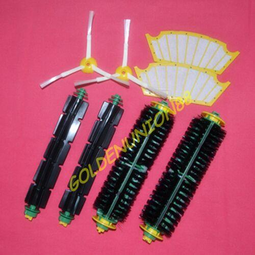 Brush Filter KIT for iRobot Roomba 500 series 510 530 535 540 550 560 570 580