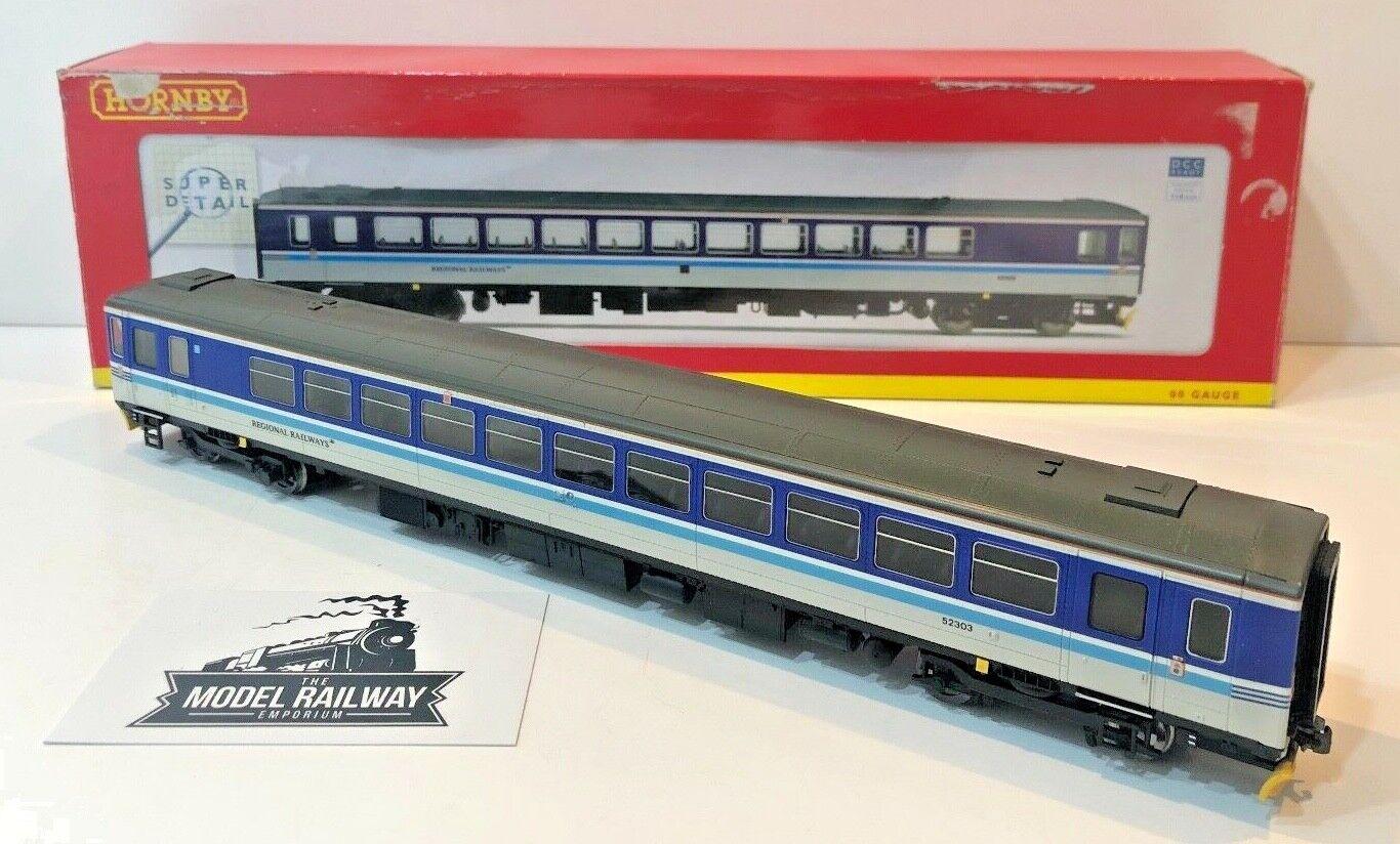 HORNBY 00 GAUGE - R2759 - REGIONAL RAILWAYS BR CLASS 153 SINGLE CAR DMU BOXED