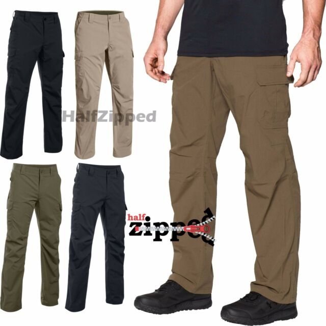 f1d8d5e1f62c56 UNDER ARMOUR PANTS Men s Cargo UA Storm Tactical Patrol Office Workwear  1265491