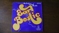 Jazz Saxophone.  Earl Bostic.  'The Best Of Earl Bostic'