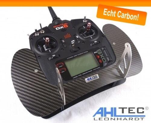 Trasmettitore comandi ahltec-Spektrum dx8 v2 g2 Trasmettitore/QCS Black o in puro carbonio