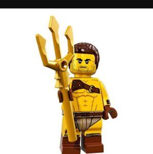 LEGO-71018-Series-17-Roman-gladiator-Free-Postage