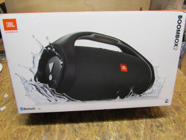 NEW -- JBL Boombox 2 Portable Bluetooth Wireless Outdoor Speaker Waterproof