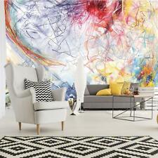 Vlies Fototapete Tapete Poster   F04266 Korridor 3D Abstrakt Kunst Abstraktion W