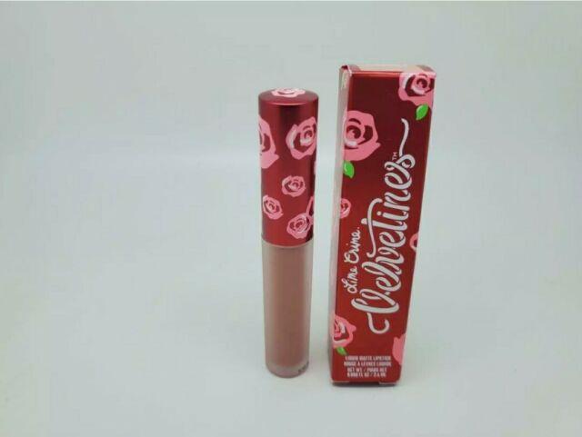 Lime Crime Velvetines Liquid Matte Lipstick Shade Bleached 💯ORIGINAL NEW NIB
