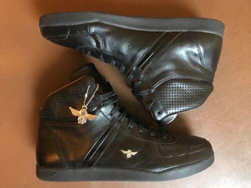 Creative 5 Black Premium Leather Milano