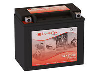 Battery Compatible With Ytx12-bs High Performance - Maintenance Free