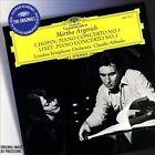 Chopin: Piano Concerto No. 1; Liszt: Piano Concerto No. 1 (CD, Nov-1996, DG Deutsche Grammophon)