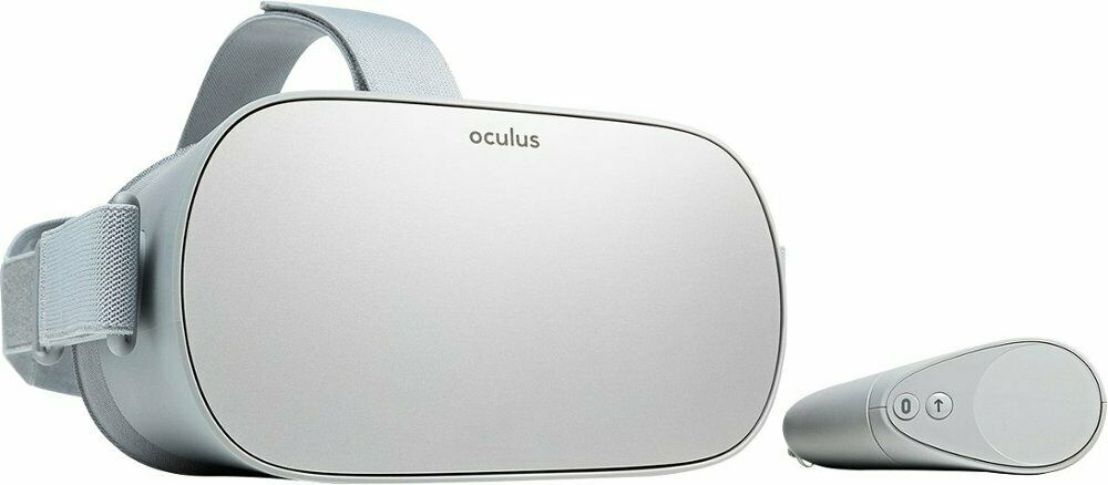Oculus Go 32GB Stand-Alone Virtual Reality Headset