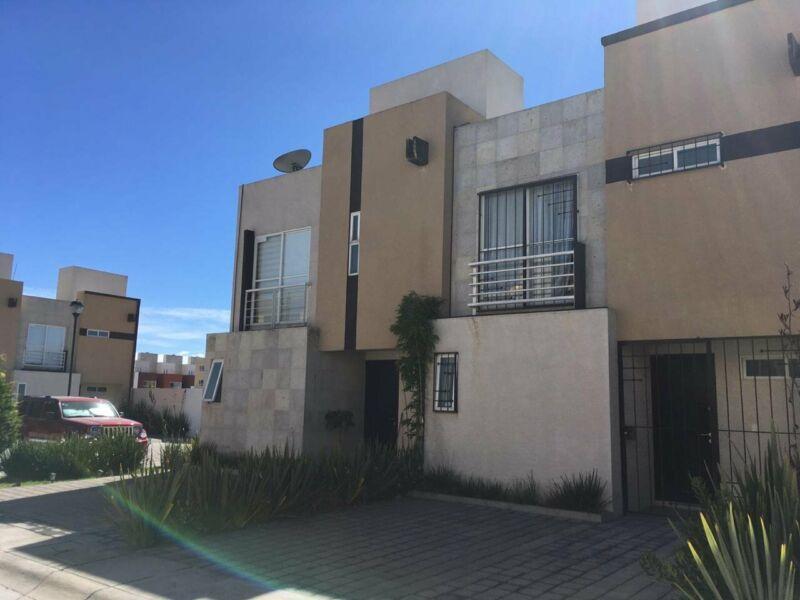 Casa en Renta Fraccionamiento Misiones Toluca Estado de Mexico