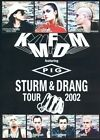 Sturm & Drang Tour 2002 [DVD] by KMFDM (DVD, Feb-2013, Metropolis)
