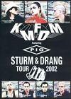 Sturm & Drang Tour 2002 [DVD] by KMFDM (DVD, Feb-2013, Metropolis)
