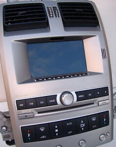 Details about Ford Territory SY SX ICC BA BF GT F6 FPV XR6 XR8 XT 6 stacker  cd radio clock