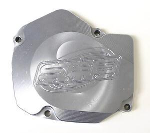 SFB Racing Gun Metal GRAY Clutch Cover Kawasaki KXF450 2006