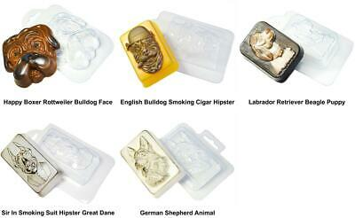 1pc Plastic Soap Making Mold Gift For Her For Him Mould