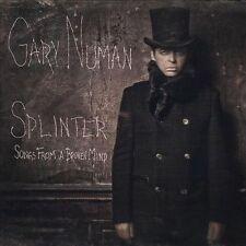 GARY NUMAN - SPLINTER (SONGS FROM A BROKEN MIND) NEW CD