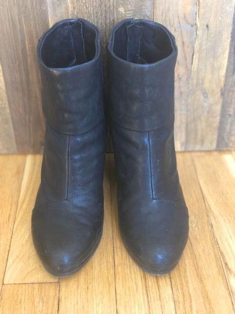 spedizione veloce e miglior servizio Rag & Bone Classic Classic Classic Newbury Leather Ankle stivali- nero US Dimensione 6.5 (EU 36.5)  prezzi bassi di tutti i giorni
