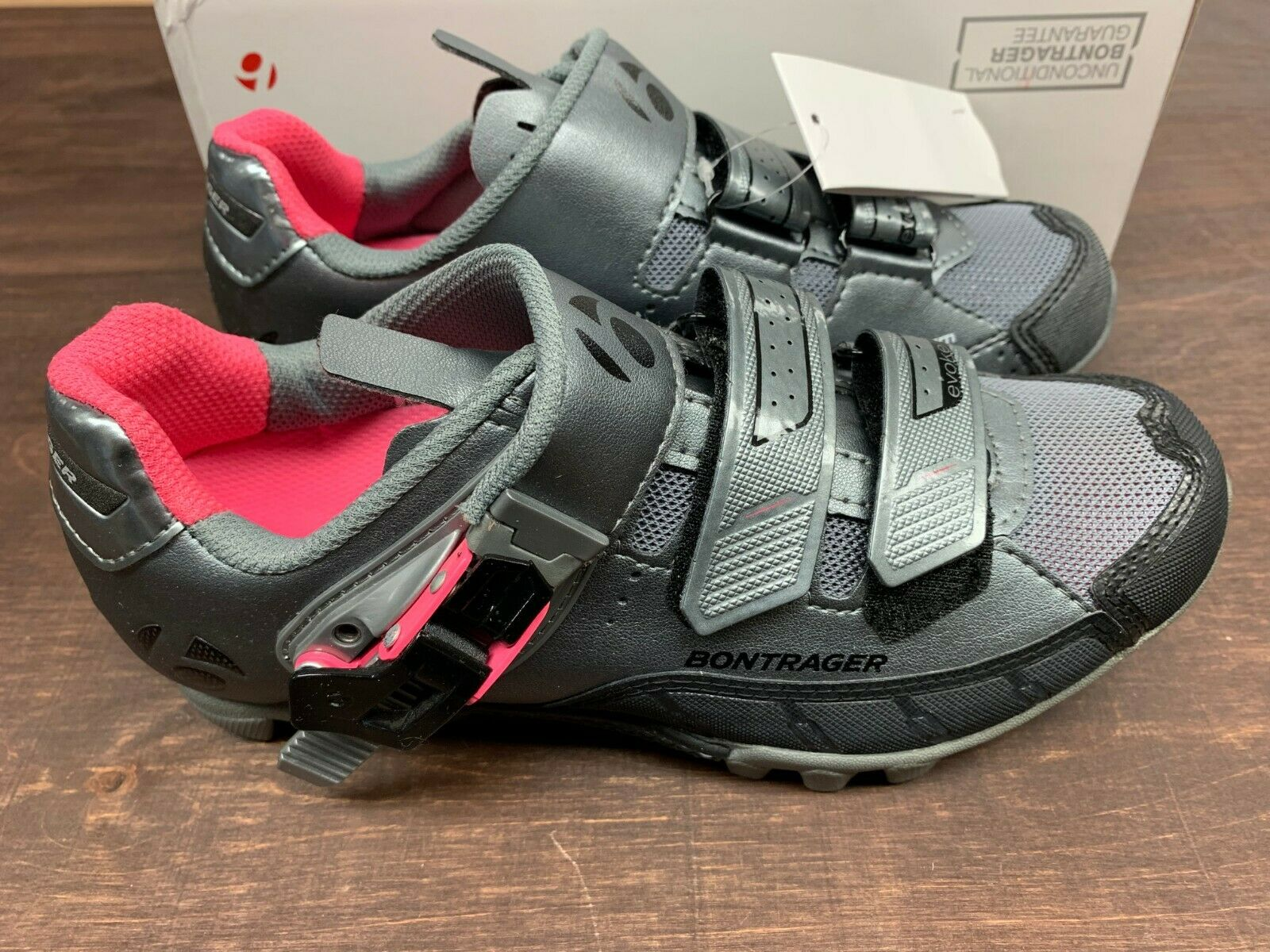 Bontrager Evoke DLX MTB Women's  Cycling shoes 37 US New in Box  factory outlets