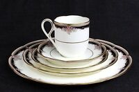 Vintage Noritake PALAIS ROYAL 5-Piece Bone China Dinner Place Setting 12 AVAIL.