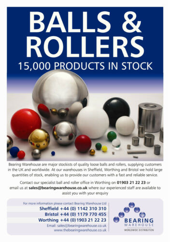 Size 4mm x 13.8mm NRA Round end Loose Steel Rollers