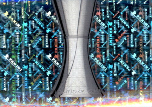 Road to EM 2020-STICKER 452-UEFA Nations League Trophy//2
