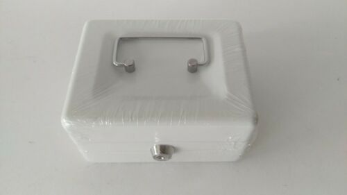 ALCO 840 Geldkassette Safe Tresor 11x15cm