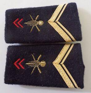 patch militaire épaulette d