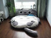 Totoro Design Big sofa 3.1x1.8m Totoro Bed   Sleeping Bag (without stuffing)