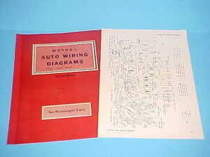 details about 1946 1947 1948 1949 1950 1951 1952 1953 1954 lincoln convertible wiring diagrams 48 chevy wiring diagram wiring diagram