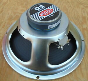 CELESTION-G50-ROCKET-12-GUITAR-AMP-SPEAKER-8-OHM-50-WATT-Very-Good-Reviews-Below
