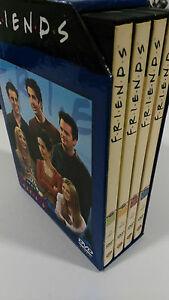 FRIENDS-TEMPORADA-SEASON-6-COMPLETA-4-DVD-DOBLES-CAJA-DURA-CENTRAL-PERK-PAL