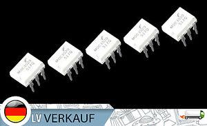 5Stueck-MOC3020-OPTOKOPPLER-Optoisolator-ICP-DIP-8-f-Arduino-Raspberry-Pi