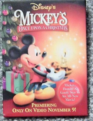 RARE DISNEY FILM MICKEY'S ONCE UPON A