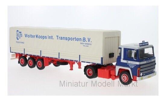 TTR004 - IXO Scania LBT 141 - Wolter Koops Koops Koops (NL) - 1976 - 1 43 89f8e8