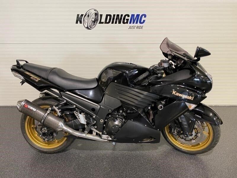 Kawasaki, ZZR 1400 ABS, ccm 1352