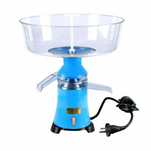 MILK CREAM ELECTRIC CENTRIFUGAL SEPARATOR MACHINE plastic 80L//H MOTOR SICH 80-19